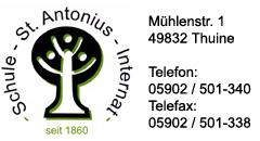 Antoniusschule Thuine